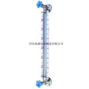 普通玻璃管液位计
