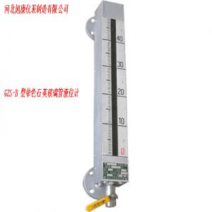 GZS-B 型单色石英玻璃管液位计