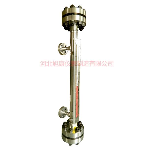 耐高温高压磁翻板浮子液位计