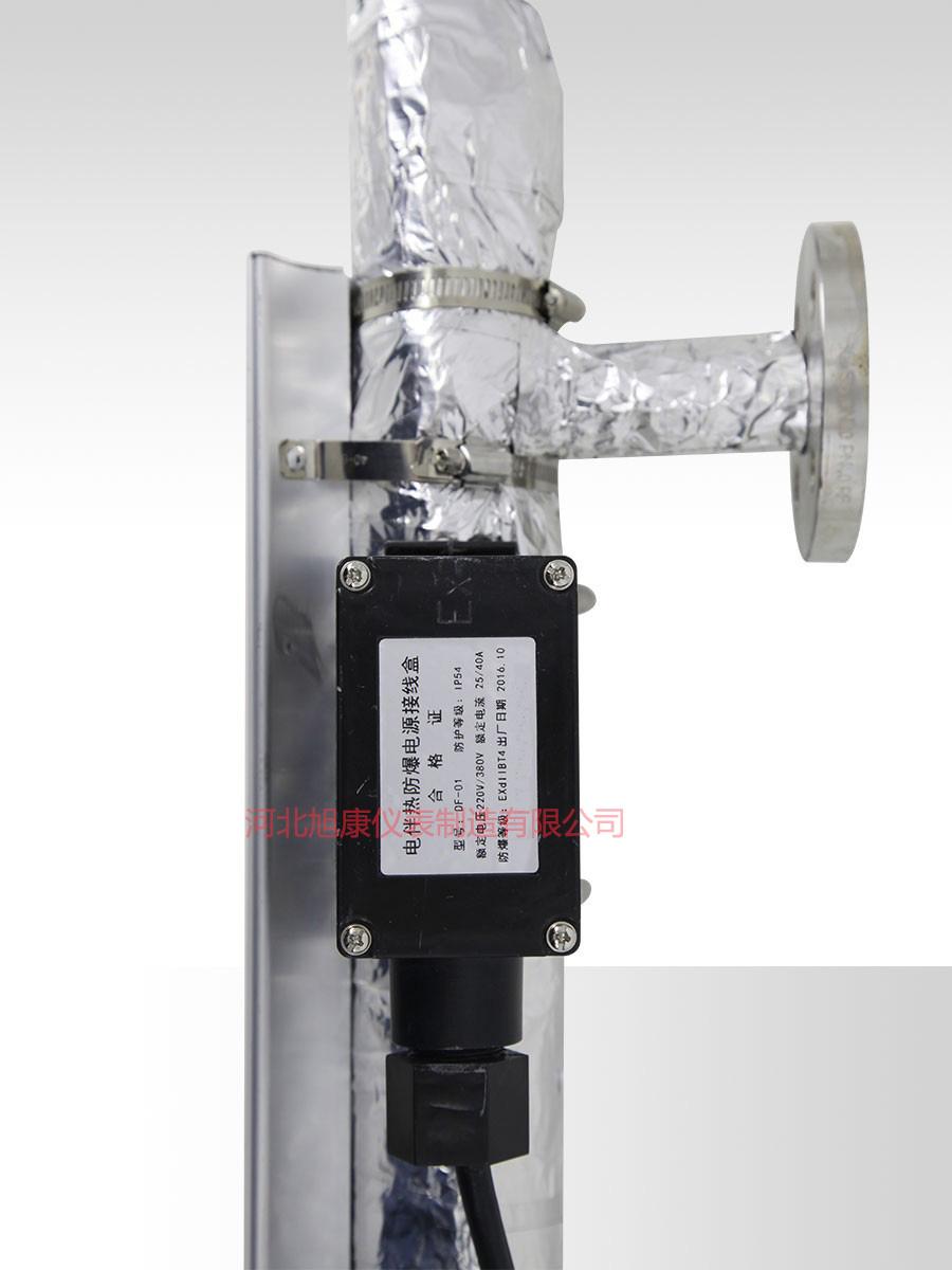 电伴热磁浮子液位计防爆接线盒
