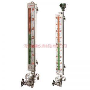 LED磁敏柴油油罐液位计浮子液位计