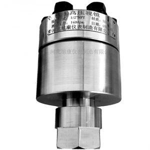 1螺纹连接高温高压视镜